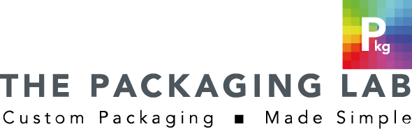 The Packaging Lab logo